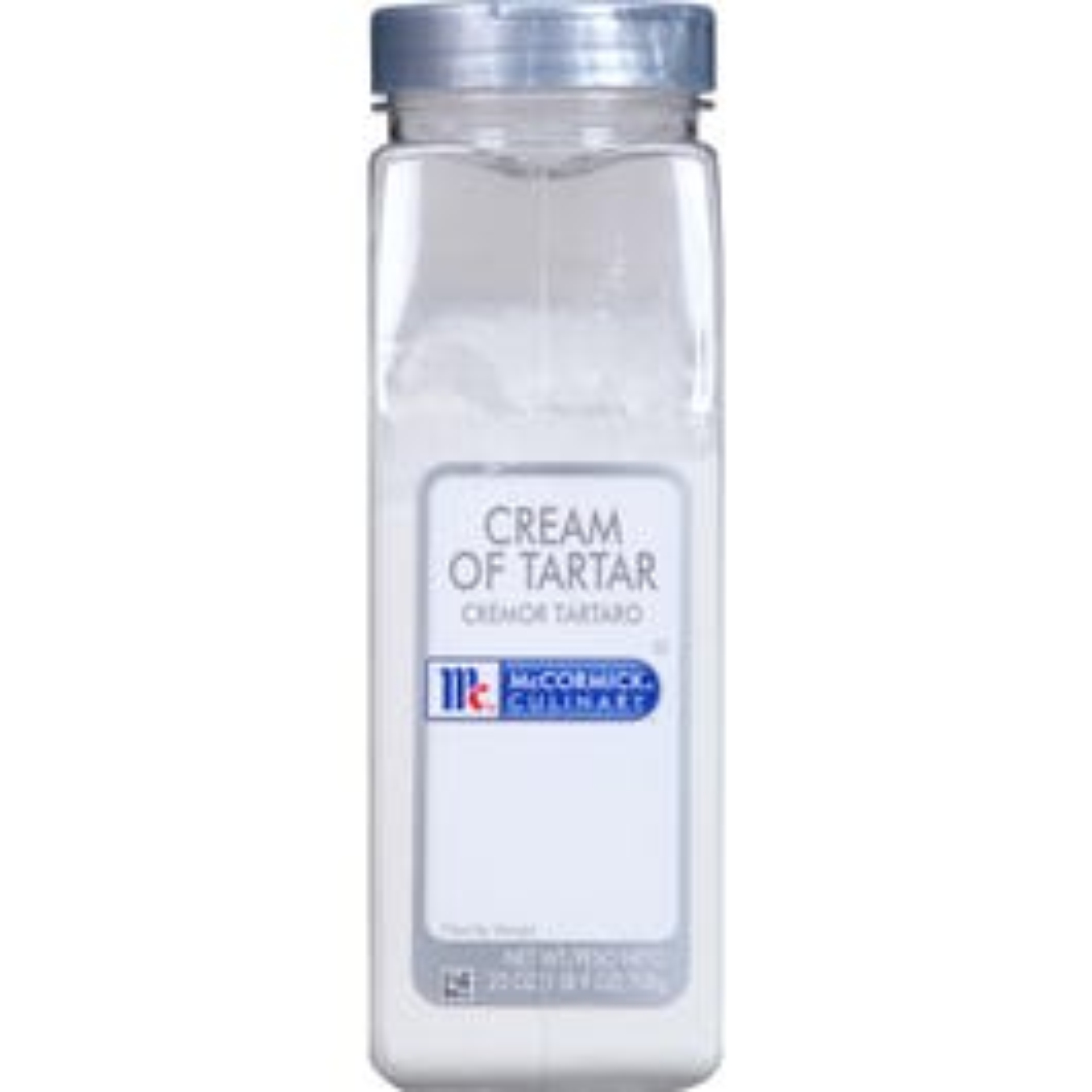 McCormick Cream Of Tarter 25 OZ (Piece)