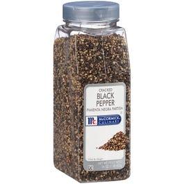 McCormick Black Pepper,Cracked16 OZ (Piece)