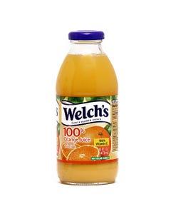 Welch's 100% Orange Juice Drink - 16 oz