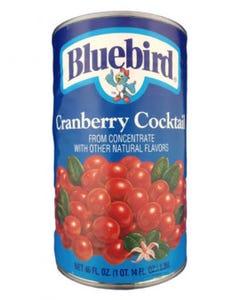 Bluebird Cranberry Cocktail - 46 oz