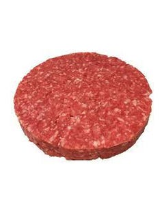 Beef Pattie  - 5lbs (CASE)