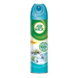 Air Wick Aerosol Spray Freshener, Fresh Water - 8 OZ