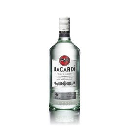 Bacardi Superior White Rum  - 1.14L (Piece)