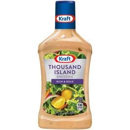 Kraft Thousand Island Dressing - 24 oz (Piece)
