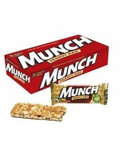 Munch Peanut Butter Brittle Bar - 36 Cnt (CASE)
