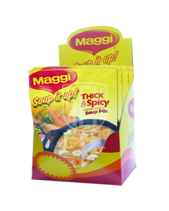 MAGGI SOUP IT UP THICK N SPICY