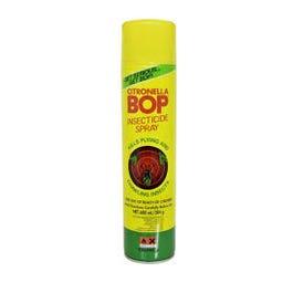 Bop Citronella Insecticide Spray - 400 ML (CASE)
