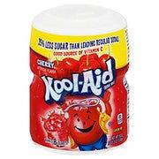 Kool Aid Cherry Juice Mix - 8 Qrt, 19 oz (CASE)