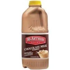 MC ARTHUR MILK 1/2 G CHOCOLATE (CASE)