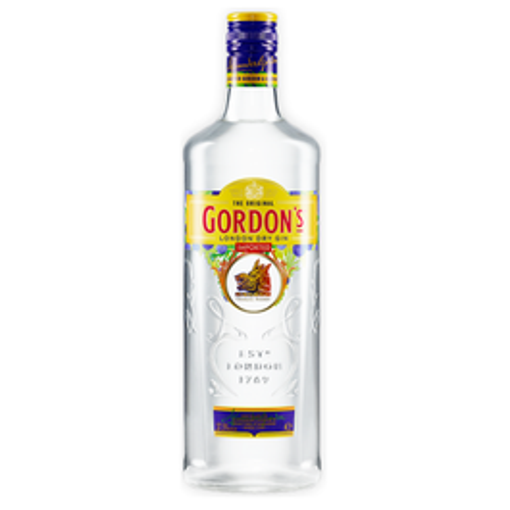 Gordon's London Dry Gin - Ltr (Piece)