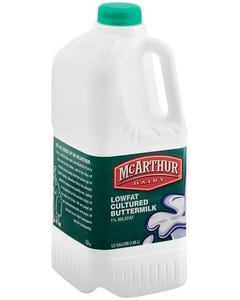 Mc Arthur 1% Milk - 1/2 Gallon (CASE)