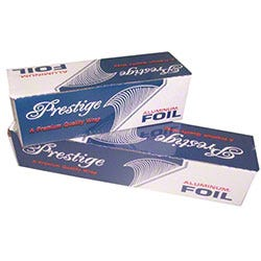 "Prestige Standard Duty Aluminum Foil - 12""x1000 (Piece)"