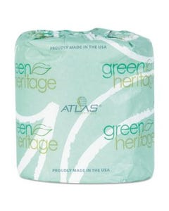 Bath Toilet Premium Quality Tissue, 2 Ply - 500 Rolls