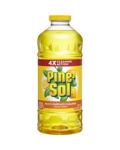 PINE SOL CLNR LEMON 60 OZ - 60OZ (CASE)