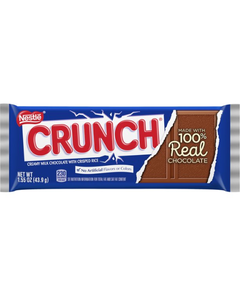 Nestle Crunch Chocolate Bar - 1.55 oz (Piece)