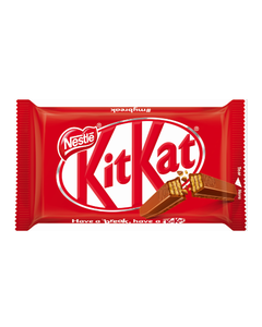KitKat 4 Finger Chocolate Bar - 41.5 Grams (Piece)