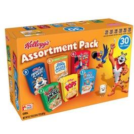 Kellogg's Jumbo Assortment Pack (32.7 oz., 30 pk.) (Piece)