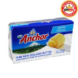 Anchor Butter Salted - 227 Grams
