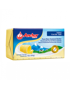 Anchor Butter Salted  - 454 Grams (Piece)