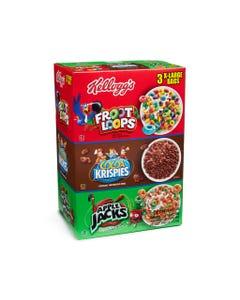 Kellogg's Tri Fun Cereal Pack - 52 oz (Piece)