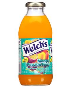 Welch's Mango Passion Juice Drink - 16 oz