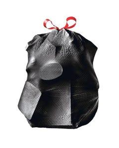 Glad Garbage Bag (Black) - 30 Gallon, 10 Count (CASE)