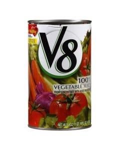 V8 100% Vegetable Juice - 46 fl. oz. (CASE)