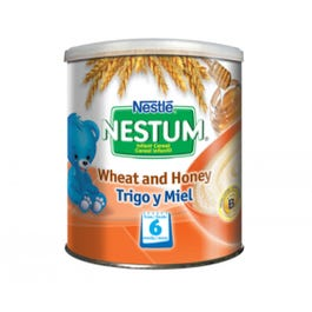 Nestum Probiotics Infant Cereal, Wheat  & Honey - 270 Grams (Piece)