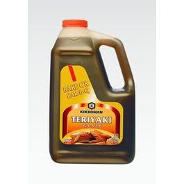 Kikkoman Sauce Teriyaki Glaze - 1 gal (CASE)