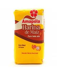 AMAPOLA - CORN MEAL 2LB (CASE)