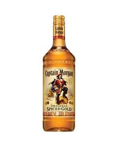 Captain Morgan Spiced Rum  - 1L (Piece)
