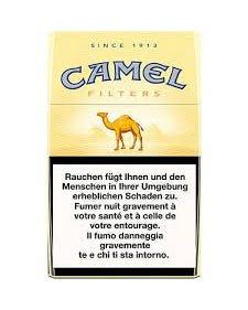 Camel Filter Box Cigarette - Pack (Piece)