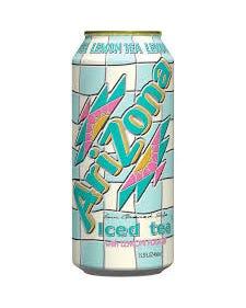 AriZona Lemonade, Can - 15.5 oz
