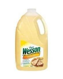 WESSON CORN OIL GALLON (CASE)