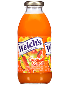 Welch's Tropical Carrot Juice Drink - 16 oz