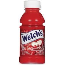 Welch's Apple Cranberry Juice Drink - 10 oz
