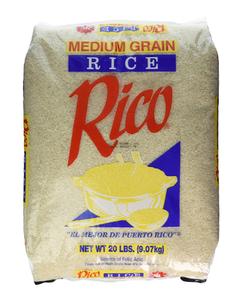 Rico Jasmine Rice - 20 Lb (Piece)