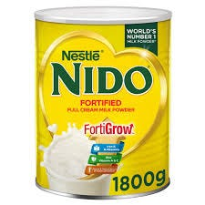 NIDO INSTANT 1800 GMS (CASE)