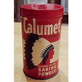 BAKING POWDER CALUMET (50) - 7 OZ