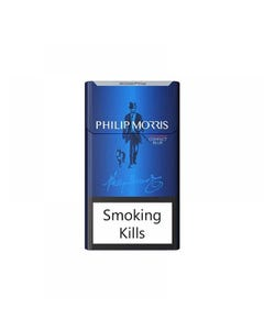 Philip Morris Bleue Cigarette - Pack (Piece)