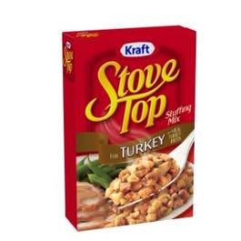 Stove Top Turkey Stuffing Mix - 6 oz