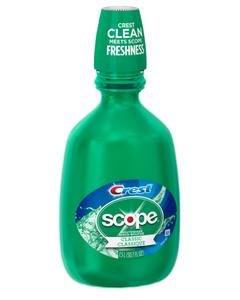 CREST SCOPE ORIG MINT 1.5 L (CASE)