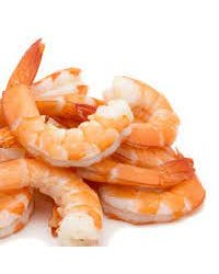 Cooked Shrimp 61-70 Tail Off - 2Lbs (CASE)