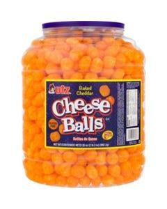 Utz Cheese Ball Barrels - 2/35 oz. (Piece)