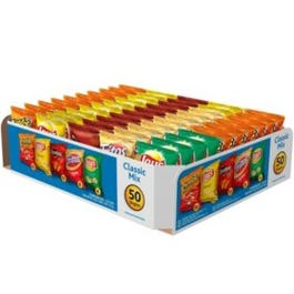 Frito Lays Classic Mix Variety Pack - 50 Cnt (Piece)