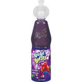 Kool Aid Burst Grape Juice - 6.75 oz (CASE)