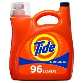 Tide 2X Original Scent Liquid Laundry Detergent - 96 Loads (Piece)