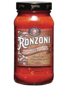Ronzoni Portobello Mushroom Pasta Sauce - 650 ML
