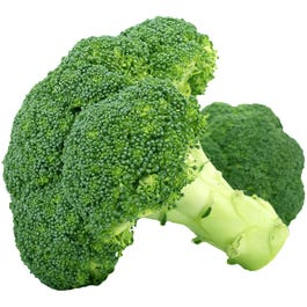 Fresh Crown Broccoli - 20 Lbs