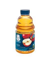 Gerber 100% Apple Juice - 4 oz